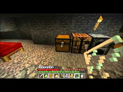 """The Ultimate Minecraft Beginners Guide! – """"Basic Crafting"""""""