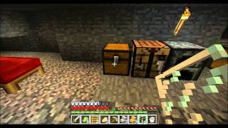 """The Ultimate Minecraft Beginners Guide! - """"Basic Crafting"""""""