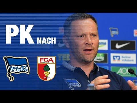 PK NACH AUGSBURG - DARDAI BAUM - Hertha BSC - Berlin - 2018 #hahohe