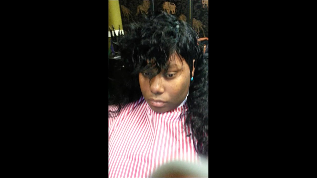 Jada Hair Junky French Twist Quick Weave Youtube