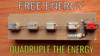 Uniquest Free Energy Generator | 100% Free Energy | The Most Satisfying Video.. thumbnail