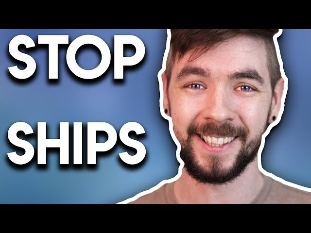 Stop Shipping Youtubers