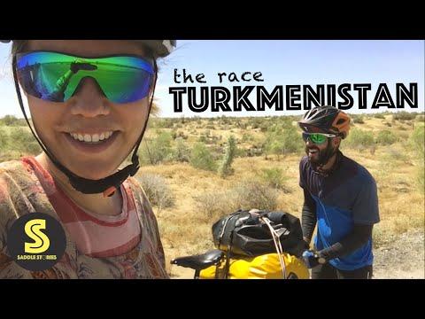 #15 Turkmenistan - unser Rennen gegen die Zeit