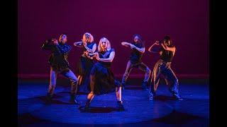 Dive, Turn, Work- Choreographed by Josh Walden