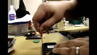 Blackberry torch 9860 9850 take apart tutorial