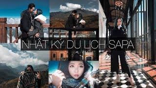 Nhật Ký Kinh Nghiệm Du Lịch Sapa Tự Túc ♡ Sống Ảo, Ở Đâu , Ăn Gì - Sapa Travel Viet Nam | Thỏ Vlog