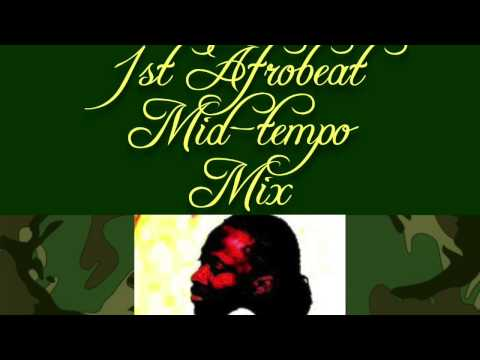 The PM's Midtempo Afrobeat Mix