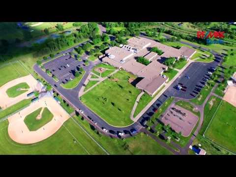Fernbrook Elementary School Aerial - Maple Grove, MN