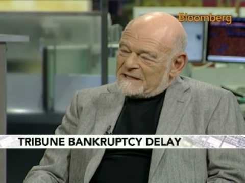 Zell Discusses Tribune's Emergence From Bankruptcy: Video