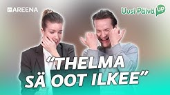 REAGOIDAAN VANHOIHIN UUSI PÄIVÄ -JAKSOIHIN OSA 6 + Dubattu kohtaus! Thelma & Valtteri