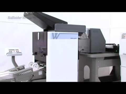 เครื่องพับปิดผนึกอัตโนมัติ Welltec system รุ่น MF 9500AFS