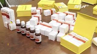 VTC14 | Hà Nội: công an bắt tạm giam đối tượng buôn thuốc ung thư giả