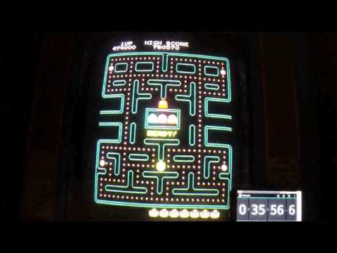 CAGDC 2015 Tournament: 1 Hr Pac Man Plus - 839,480