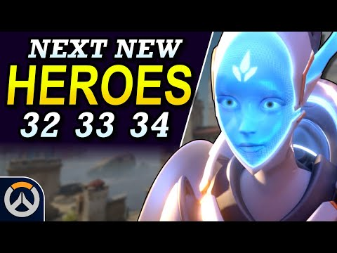 Overwatch New Heroes - Dev Teasers, Release Schedule, & Expectations