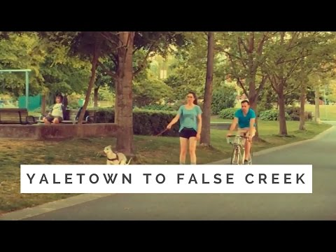 Yaletown To False Creek – A Stroll In Vancouver, B.C.