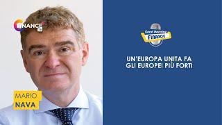 Mario Nava, Next Generation EU e l'Europa del futuro