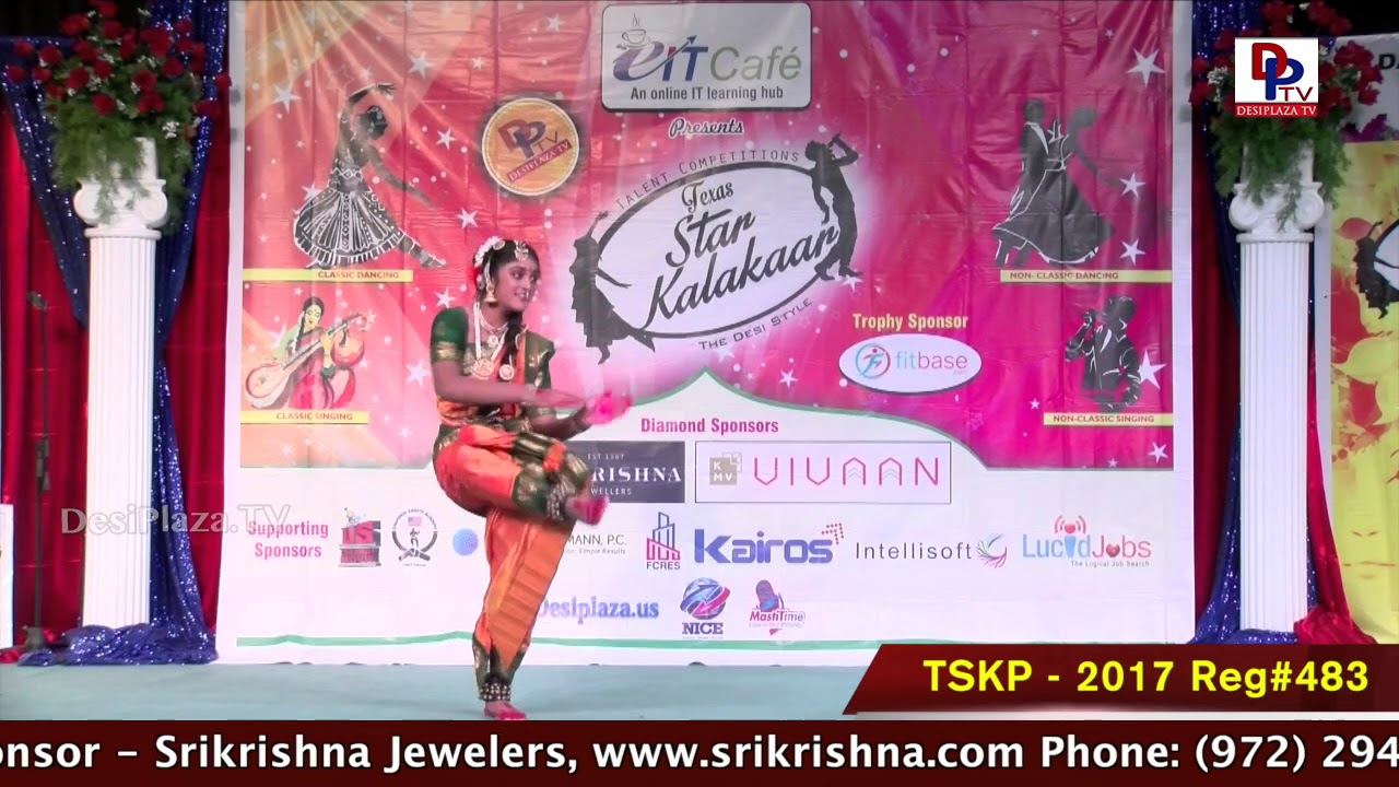 Finals Performance - Reg# TSK2017P483 - Texas Star Kalakaar 2017