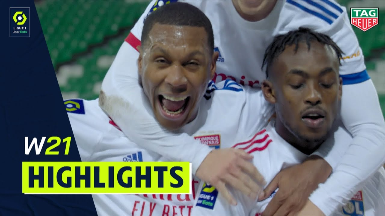 Highlights Week 21 - Ligue 1 Uber Eats / 2020-2021