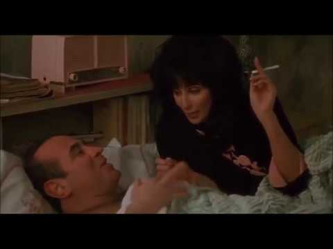 Cher and Bob Hoskins in