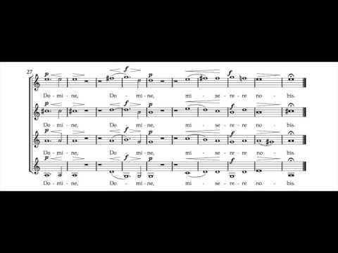Brahms  Adoramus te, Op 37