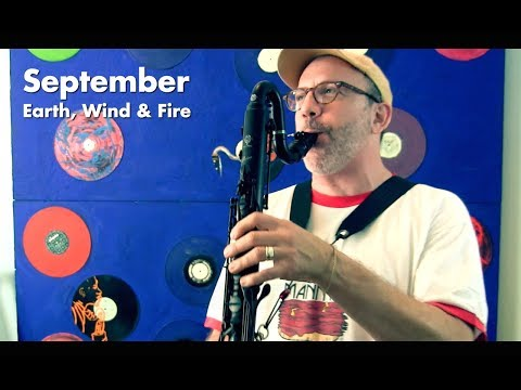 Earth Wind & Fire, September — Bass Clarinet Choir