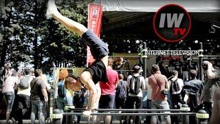 Чемпионат мира по Street Workout 2015(25-го июля в Москве прошел чемпионат мира по Street Workout. В соревнованиях приняли участие спортсмены из 47 стран...., 2015-07-27T08:49:47.000Z)