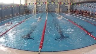 Спартакиада ОГК-2. Женщины до 35. 1 заплыв