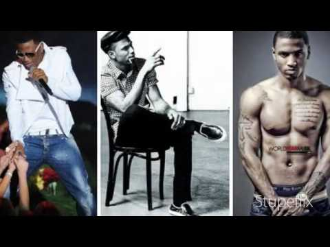Download Trey Songz :--Alone Passion Pain Pleasure In Stores Now