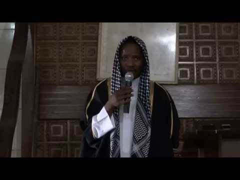 Sincere Repentance to Allah   D Solution to EBOLA   Salafiyya Masjid in Monrovia
