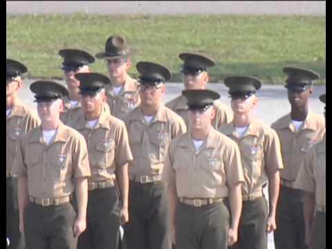 Blake's Graduation - Marine Corps, Parris Island , Company G, 2nd Battalion, July 1, 2011