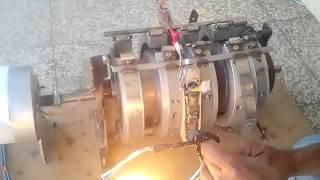 Moteur magnétique surnuméraire de Wasif Kahlonn énergie libre