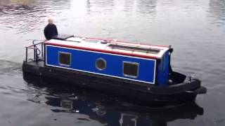 The Aintree Beetle - the new narrowboat that's small, perfectly formed and affordable
