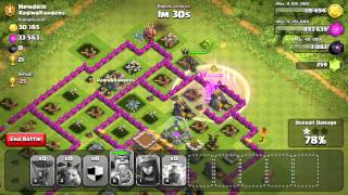 Clash Of Clans #1 The Intro