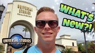 NEW This Week at Universal Studios! | Universal Studios Hollywood (2019)