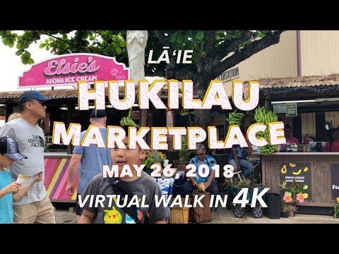 Hukilau Marketplace 5/26/2018 [4K]