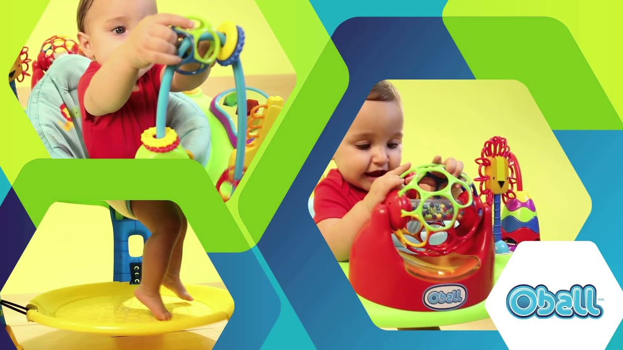 Download Oball Obounce Activity Center | Toys R Us Canada