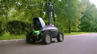 Security Robot (Robot guard) Rover S5