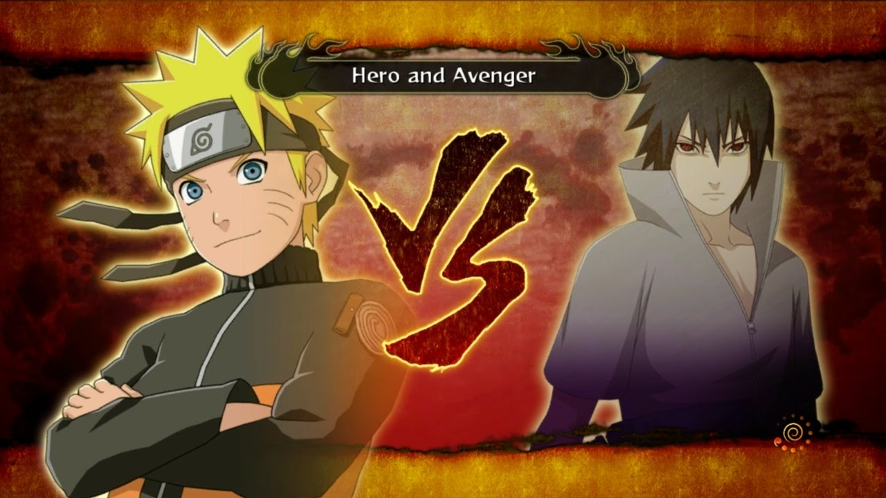 Naruto Shippuden Ultimate Ninja Storm 3: Hero and Avenger [PC]