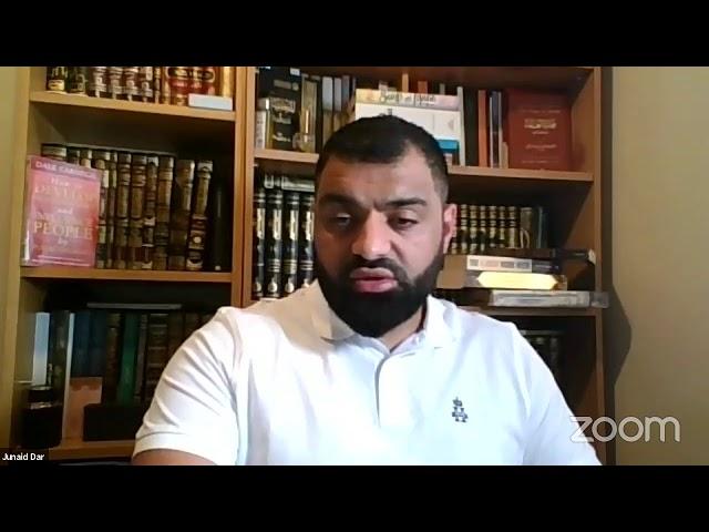Surah Al-Imran–V152 Defending the Prophet (pbuh) at the battle of Uhud- Shaykh Junaid Dar Al-Azhary