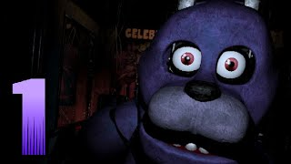 CRAPPIN' MA PANTALOONS | Five Nights at Freddy's #1
