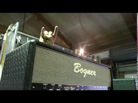 Bogner amps at Eastgate Music