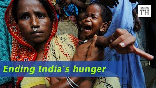Solving India's hunger problem
