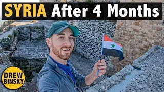 SYRIA After 4 Months... (would I go back?)