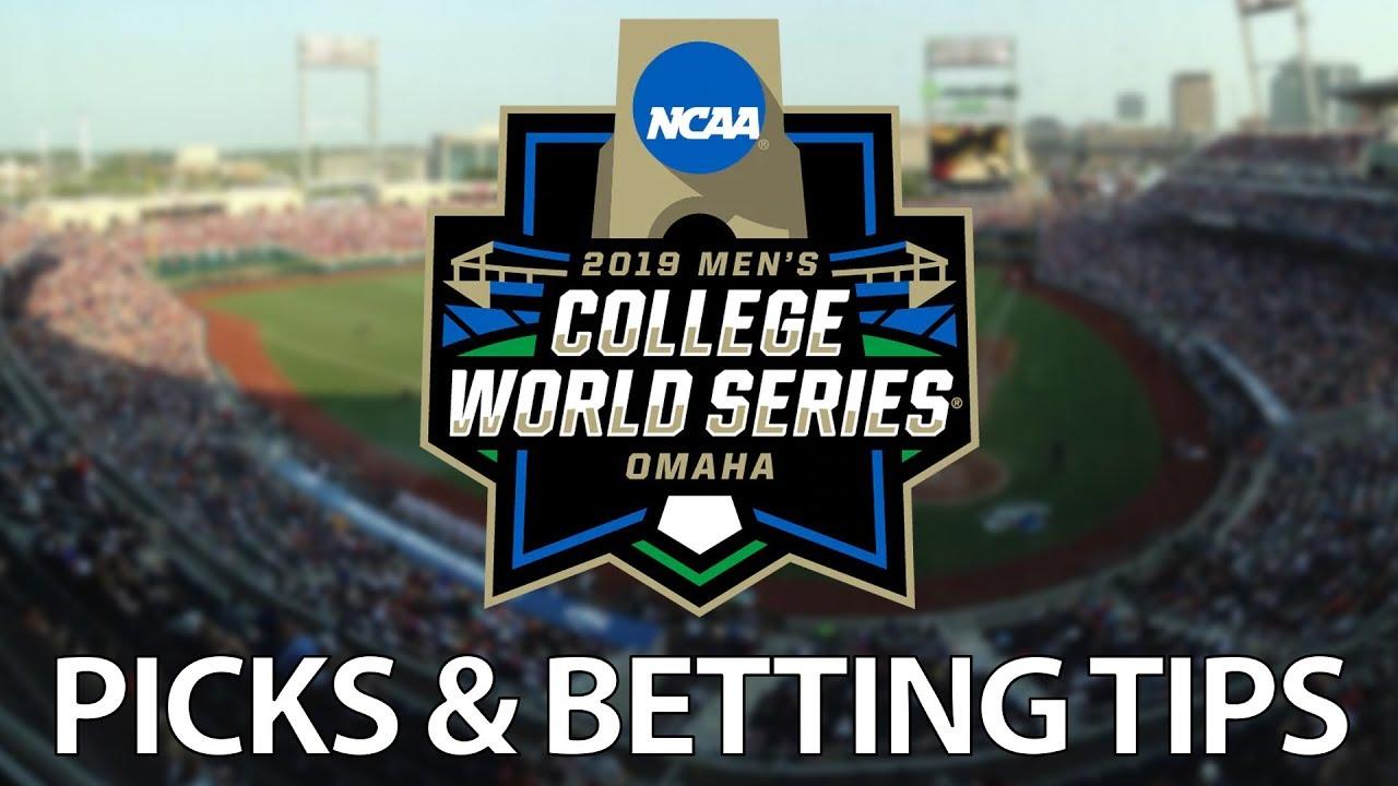 betting college world series