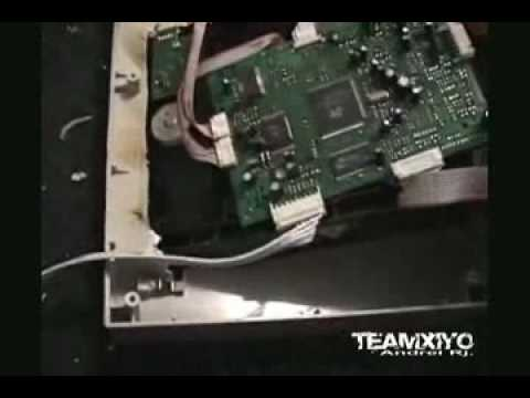 how to make dvd player
