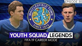 FIFA 19 CAREER MODE (Ep 30) | Macclesfield RTG | Youth Academy [YOUTH SQUAD LEGENDS] - YODAAAAAAA!!!