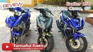 Yamaha Y15ZR 150 Movistar, Y15ZR 150 Camo, Y15ZR 150 GP - Warrior Review! ✔