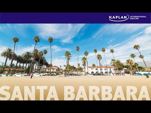 Study English in Santa Barbara