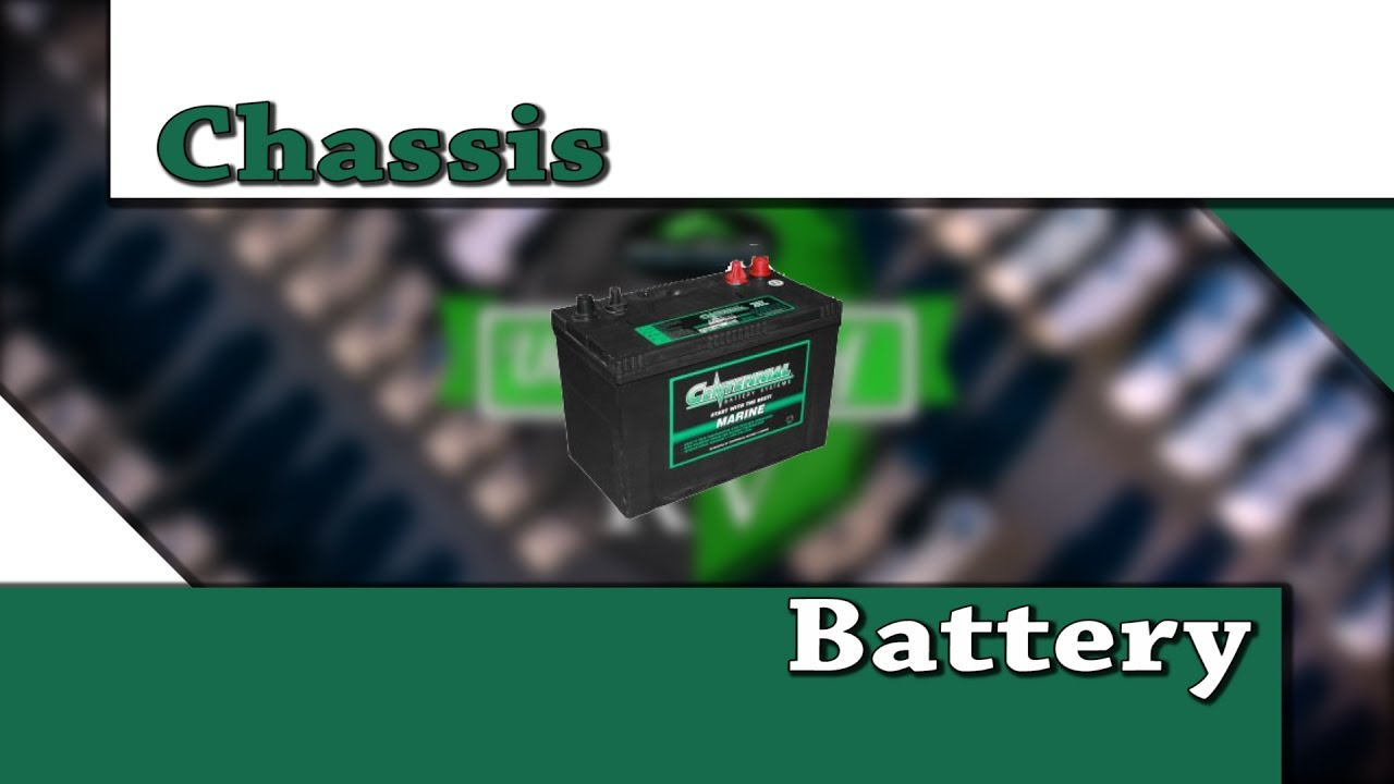 Chassis Battery System