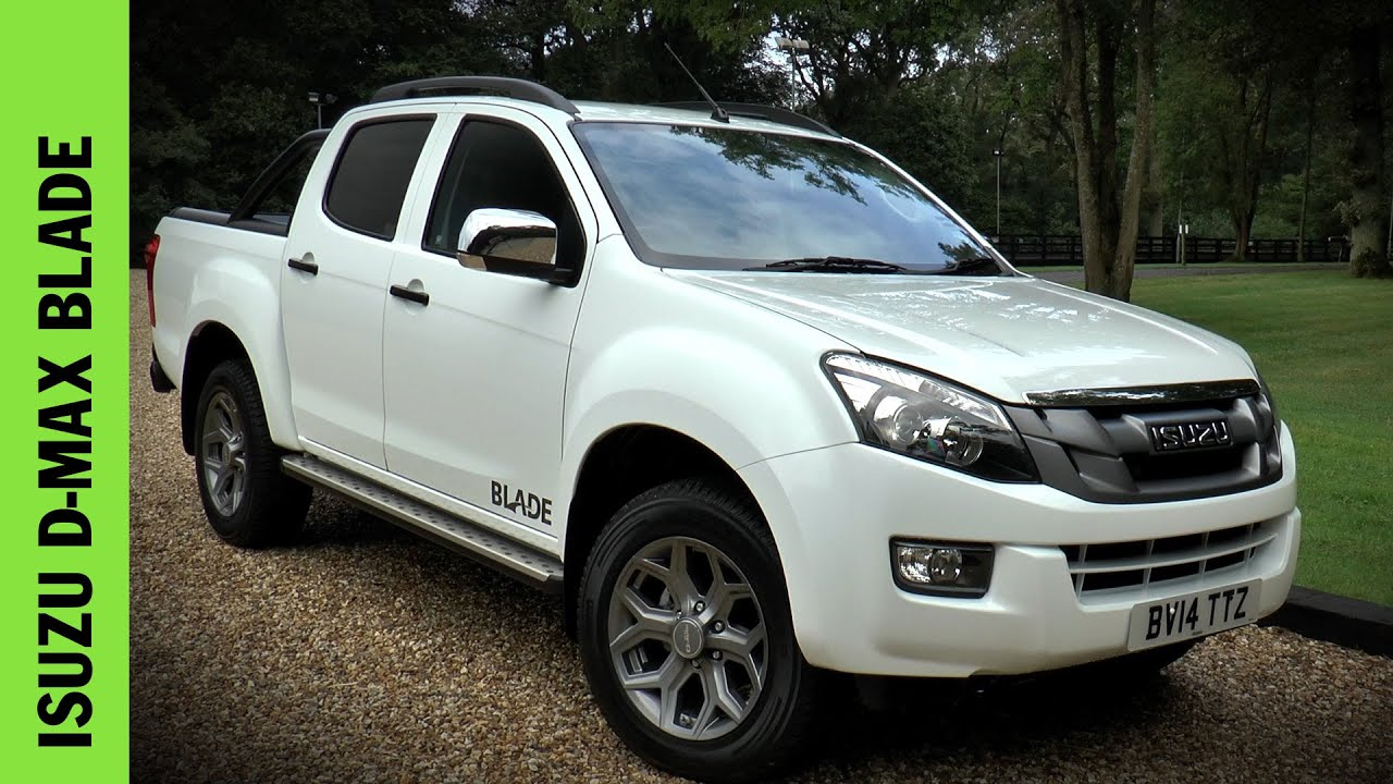 small resolution of isuzu d max blade review